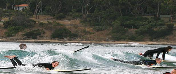 Go Ride A Wave Surf Schools, Surfers Paradise and Broadbeach