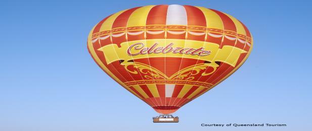 Hot Air Ballooning, Brisbane