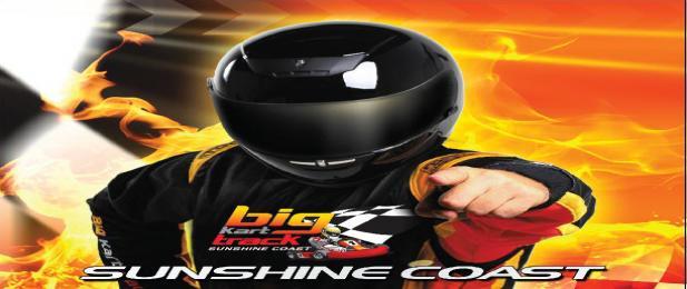 Big Kart Track, Go Karting Sunshine Coast