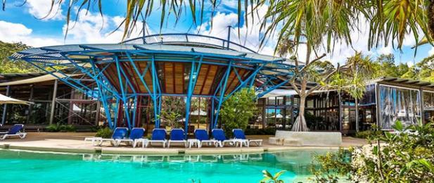 Fraser Island Kingfisher Bay Resort