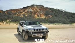 Exclusive Hummer Tour Fraser Island