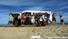 Fraser Experience 1 Day Fraser Island Tour