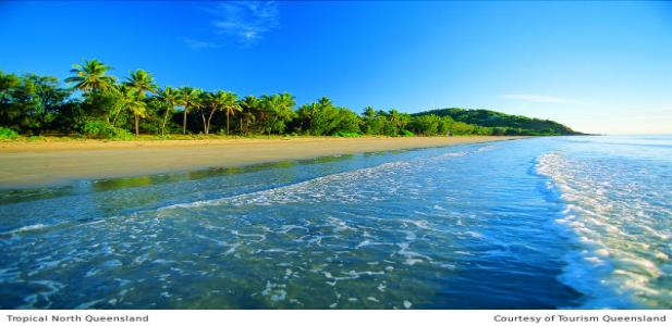Tropical North Queensland Beach