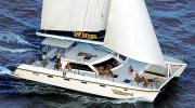 Wing 3 sailing cruise