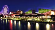 Brisbane South Bank Queensland. Courtesy of Tourism Queensland