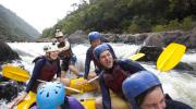 Tropical North Queensland Water Rafting