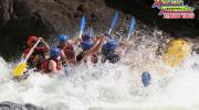 Tully River Extreme White Water Rafting